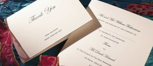 Luxury Personalised Wedding Invitations In Uk