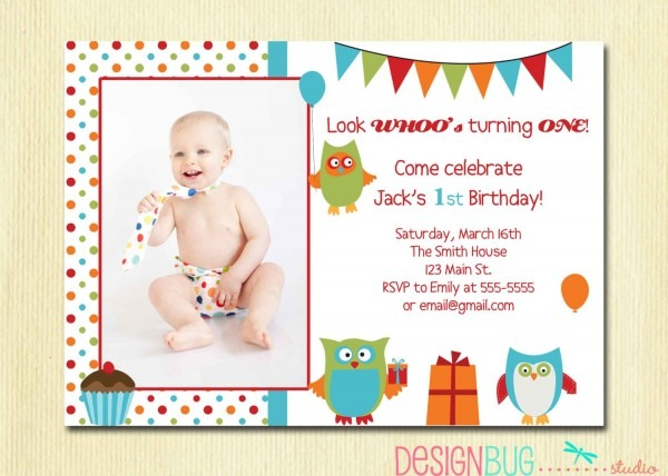Marvelous Year Old Birthday Party Invitation Wording Cool Birthday