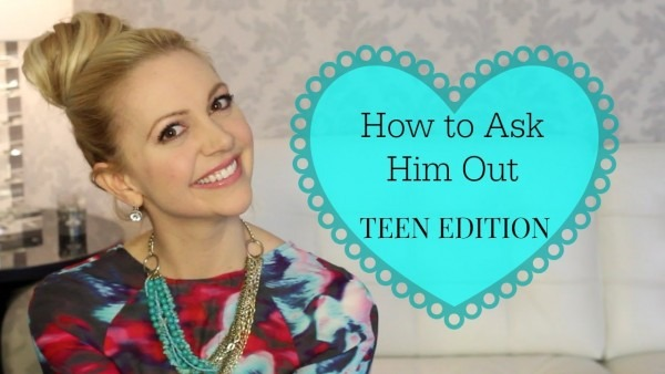 How To Ask A Guy Out  Teen Edition