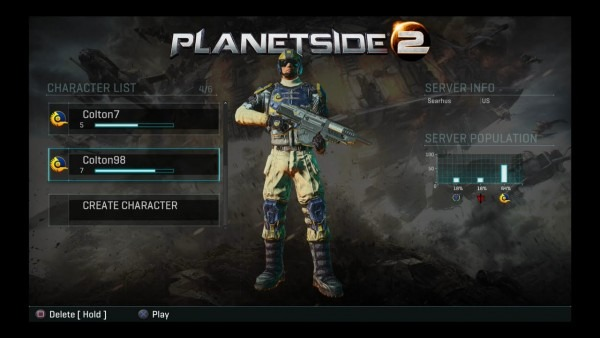 How To Play With Friends On Planetside 2 Ps4 ( Planetside 2 Ps4