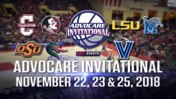 2018 Advocare Invitational Field