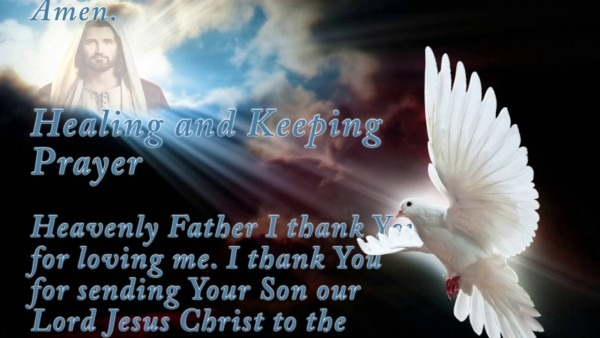 Prayer For The Release Of The Holy Spirit