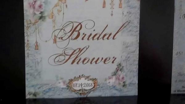Bridal Shower Invitations Review For Zazzle Com