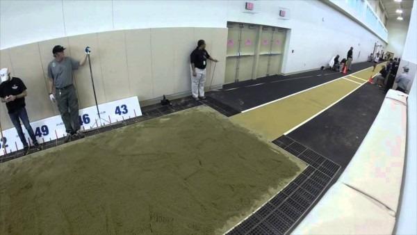 Gopro  Vanderbilt Track & Field Indoor Invitational