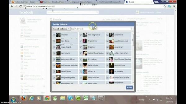 Facebook Java Code Update