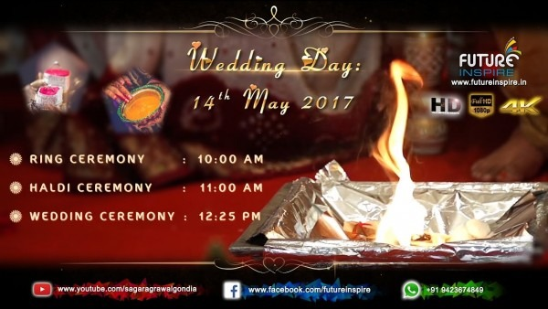 Bhushan Weds Manisha