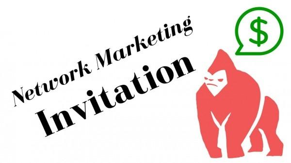 Network Marketing Invitation Script