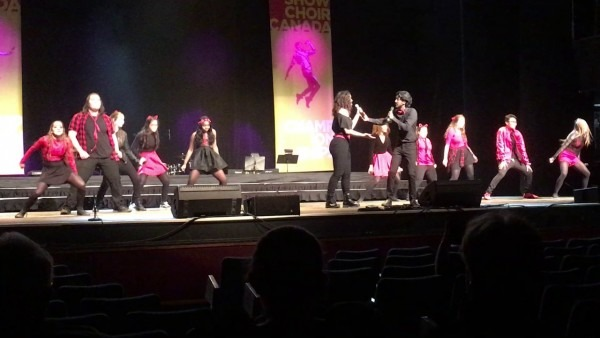 The Pitches  At Show Choir Canada 2017