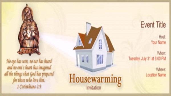 Kerala Style House Warming Invitation Wordings