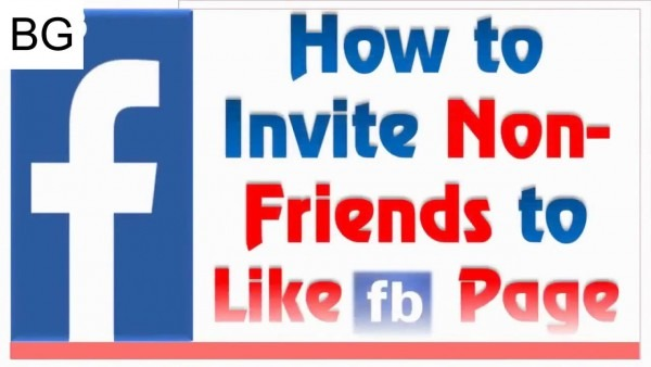 How To Invite Friends Or Non Friends To Like Facebook Page