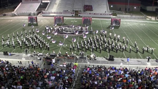 Emhs Bulldog Marching Band, Owasso Invitational 2017, Finals