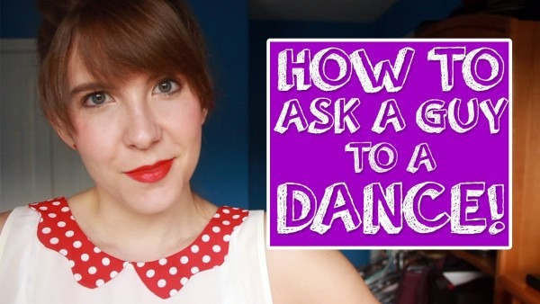 How To Ask A Guy To A Dance (sadie Hawkins)
