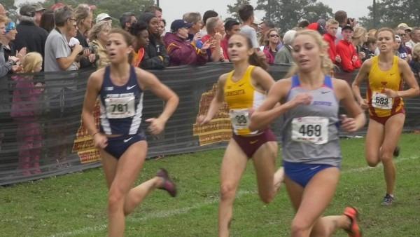 2016 Roy Griak Invitational  Gopher Women's Race Highlights