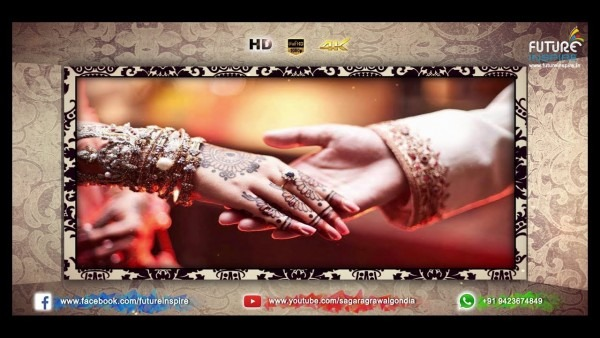 Whatsapp Wedding Invitation Video