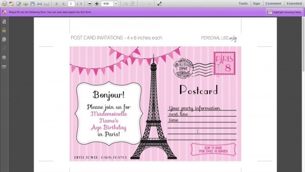 Boarding Pass Invitation Template Free Luxury Paris Boarding Pass