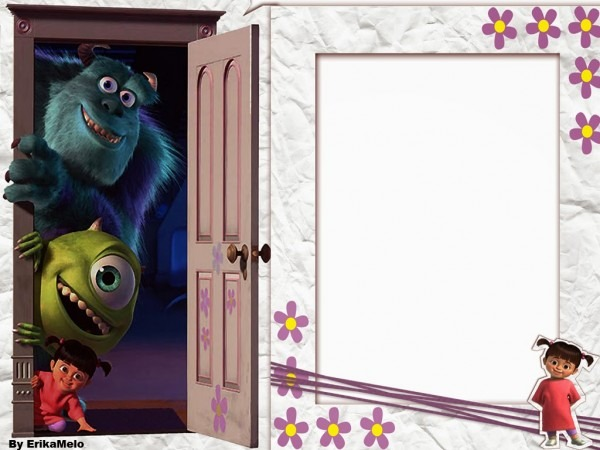 Monsters Inc   Free Printable Invitations Or Cards