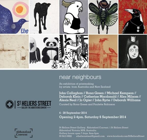 St Heliers Street Gallery