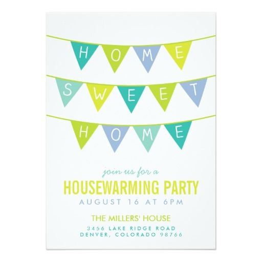 Housewarming Party Invitations 761 Winter Forest Housewarming