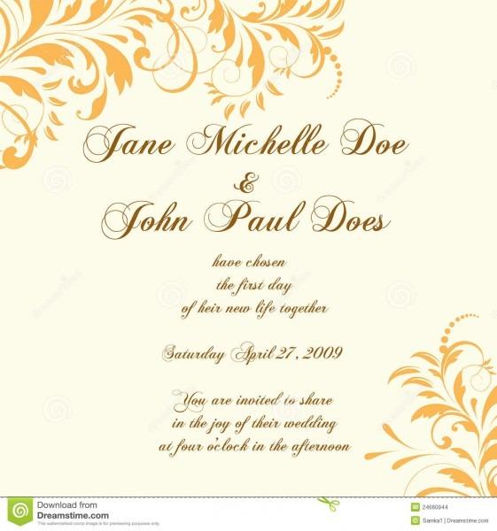 New Wedding Card Invitation 98 For Your Invitation Definition