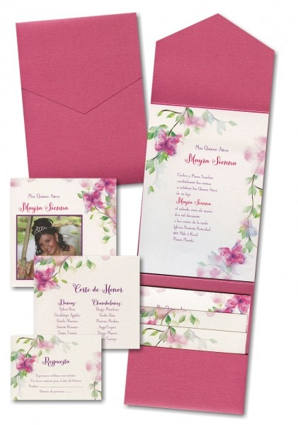 Nice Butterfly Quinceanera Invitations 51 On Hd Image Picture With