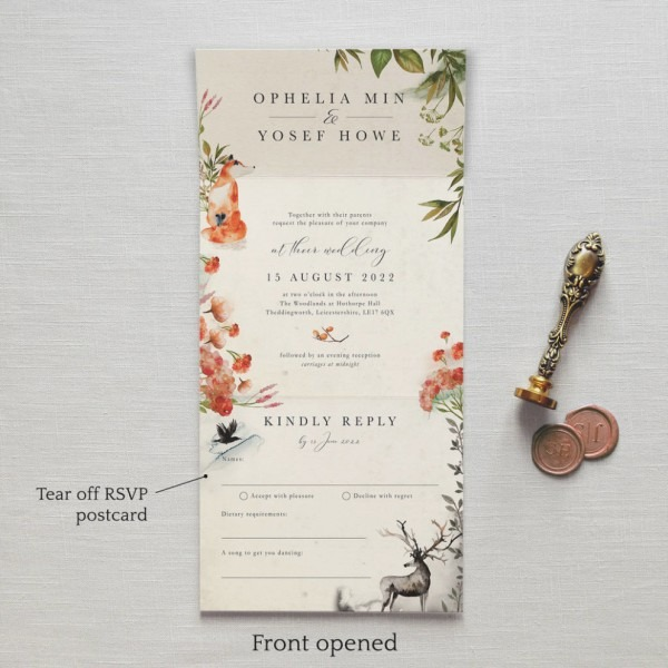 When Is The Best Time To Hand Out Wedding Invitations