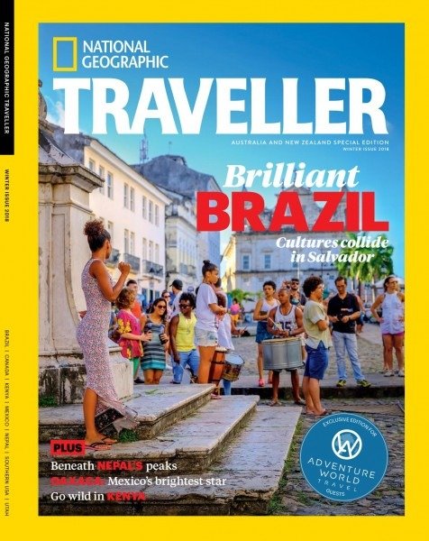 National Geographic Traveller 2018 Winter By Adventure World