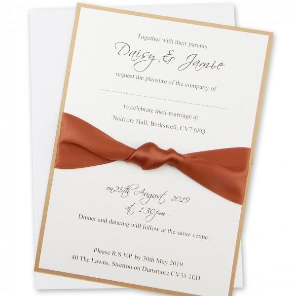 Budget & Discount Wedding Invitations