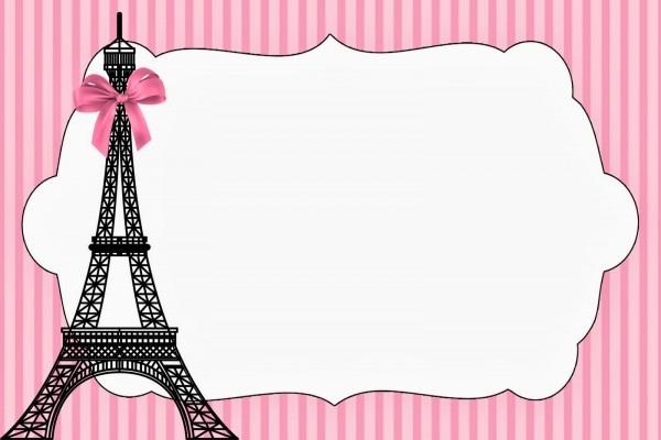 Paris Invitations And Free Luxury Paris Party Invitations Free