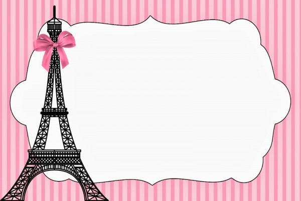Paris Party Invitations Paris Party Invitations And The Easy On