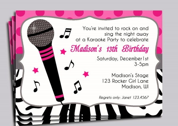 Party Invitations Ideas Party Invitations Ideas With Best