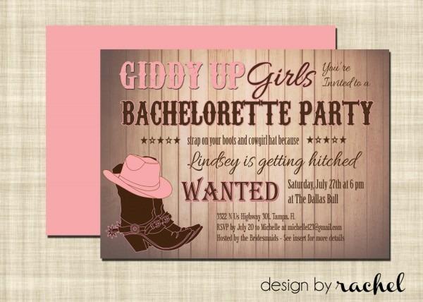 Perfect Cheap Bachelorette Party Invitations 26 On Invitation