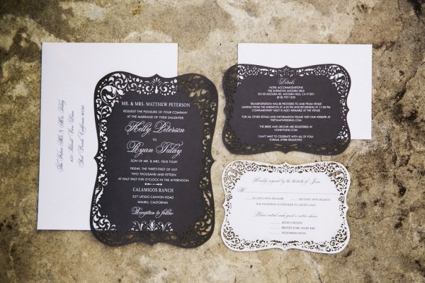 How To Stuff And Send Your Wedding Invitations