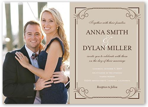 Wedding Ideas  Photo Wedding Invitations