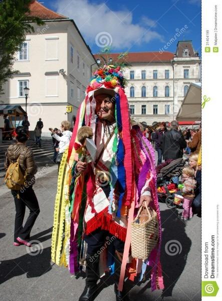 Pozvacin Editorial Stock Image  Image Of People, Ljubljana