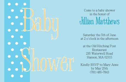 Library Card Baby Shower Invitation Template Baby Shower