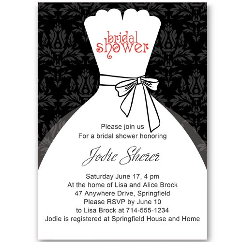 Printable Bridal Shower Invitations Templates Free