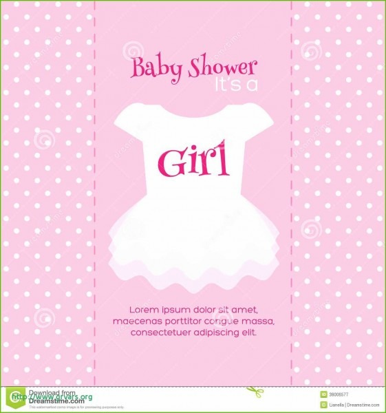 Printable Templates Princess Babyhower Invitation Free Unique