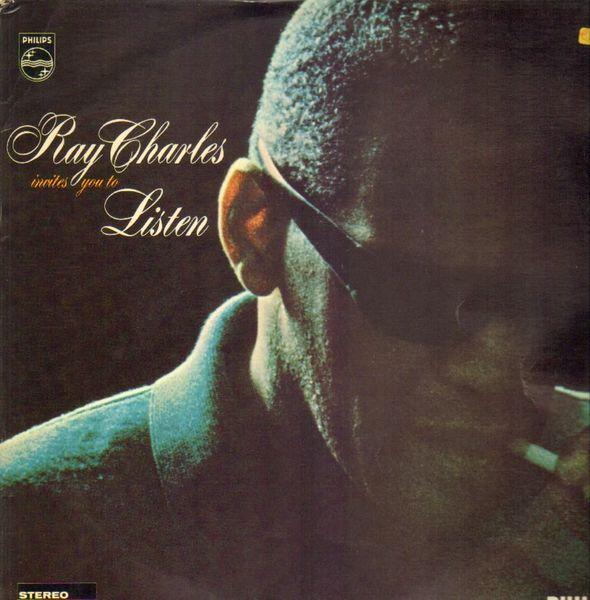 Album Listen De Ray Charles Sur Cdandlp