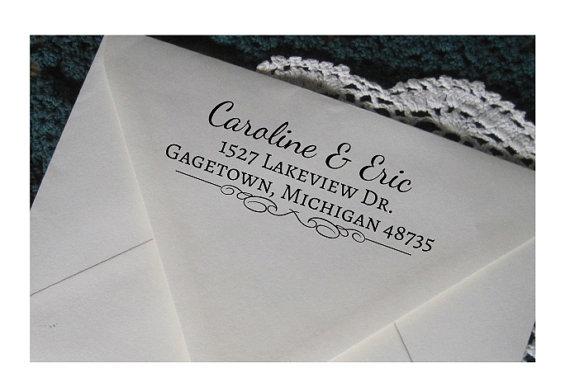 Return Address For Wedding Invitations Return Address For Wedding