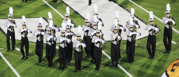 Rockford High School Marching Band Earns Top Honors In