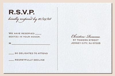 Rsvp Wedding Invitation Rsvp Wedding Invitation For Invitation