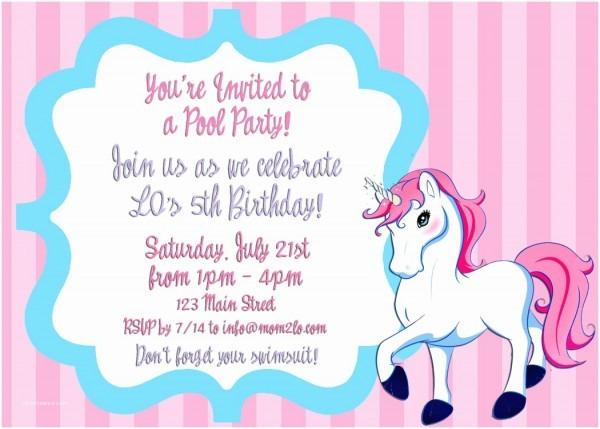 Sample Birthday Invitation Birthday Invitation Message Examples