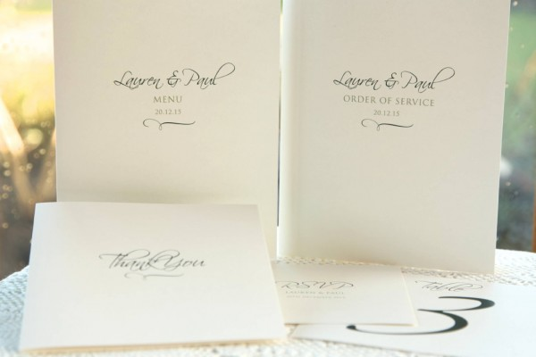 Introducing  Sassari Wedding Invitations