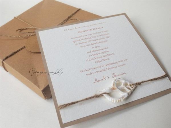 Wedding Accessories Simple Wedding Invitations Diy Special Thank