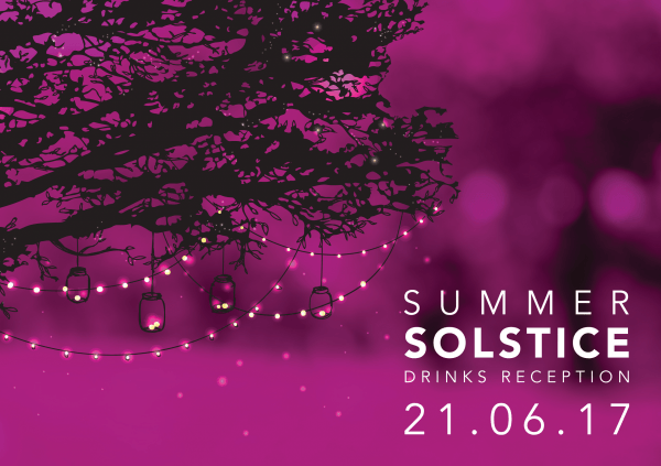 Sintons' Healthcare Team Invite You To Summer Solstice Drinks
