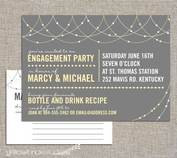 Stock The Bar Stunning Stock The Bar Party Invitations Trend Stock