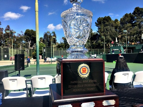 University Boys Tennis Loses In Semifinals Of National All