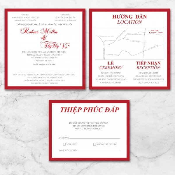 Wedding Invitations And Event Stationery
