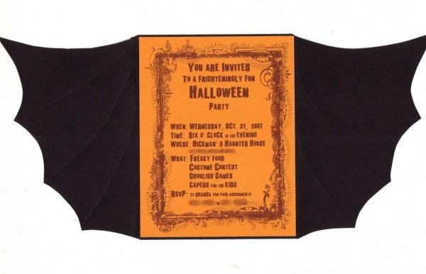 Trend Halloween Invite Ideas 36 In Invitation Definition