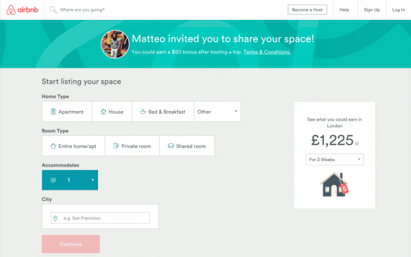 Airbnb Launches A New Referral Program For Hosts 📬